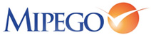 Mipego Travel Logo